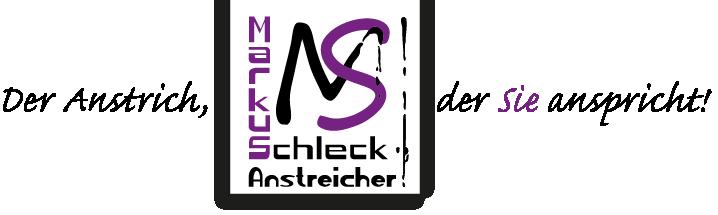 Anstrich Schleck